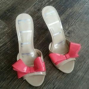 ELLE heeled sandals